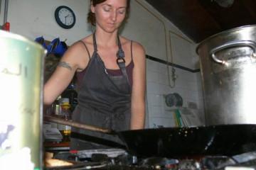 Galerie: Ayurveda Kochkurs 07 ayurveda kochkurs 0024 Finca Argayall (La Gomera)