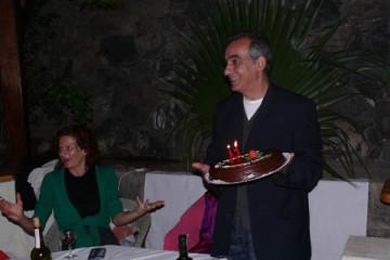 Galerie: Dani's Geburtstag birthday dani 510001 Finca Argayall (La Gomera)