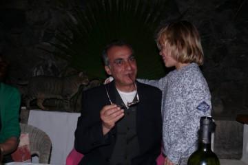 Galerie: Dani's Geburtstag birthday dani 510010 Finca Argayall (La Gomera)
