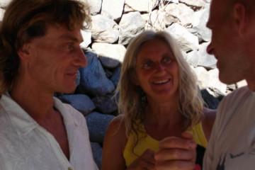 Galerie: Anton's 10.Geburtstag bday anton 10 0010 Finca Argayall (La Gomera)