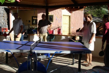 Galerie: Anton's 10.Geburtstag bday anton 10 0011 Finca Argayall (La Gomera)