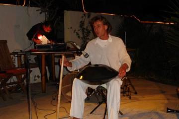 Gallery: Music Event music event 02 08 0005 Finca Argayall (La Gomera)