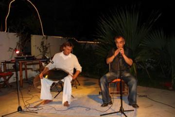Gallery: Music Event music event 02 08 0009 Finca Argayall (La Gomera)