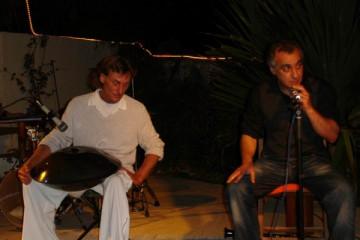 Gallery: Music Event music event 02 08 0010 Finca Argayall (La Gomera)