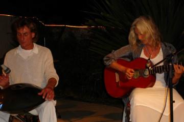 Gallery: Music Event music event 02 08 0011 Finca Argayall (La Gomera)