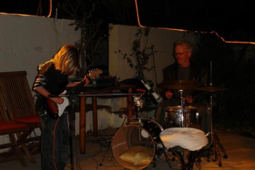 Gallery: Music Event music event 02 08 0016 Finca Argayall (La Gomera)