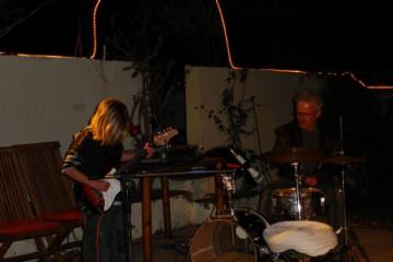 Gallery: Music Event music event 02 08 0018 Finca Argayall (La Gomera)