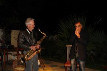 Gallery: Music Event music event 02 08 0022 Finca Argayall (La Gomera)