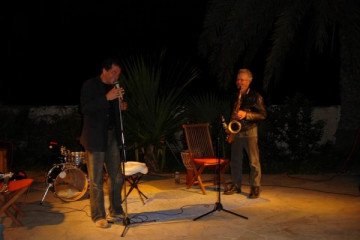 Gallery: Music Event music event 02 08 0023 Finca Argayall (La Gomera)
