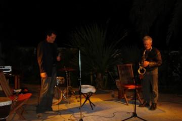 Gallery: Music Event music event 02 08 0024 Finca Argayall (La Gomera)
