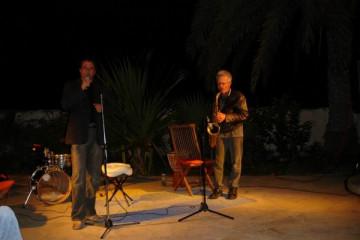Gallery: Music Event music event 02 08 0028 Finca Argayall (La Gomera)