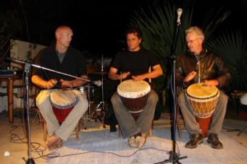 Gallery: Music Event music event 02 08 0030 Finca Argayall (La Gomera)
