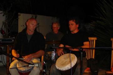 Gallery: Music Event music event 02 08 0033 Finca Argayall (La Gomera)