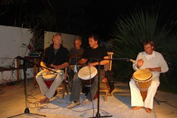 Gallery: Music Event music event 02 08 0035 Finca Argayall (La Gomera)