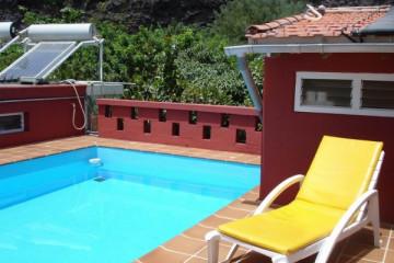 Galerie: Pool Renovierung warmwaterpool 0001a Finca Argayall (La Gomera)