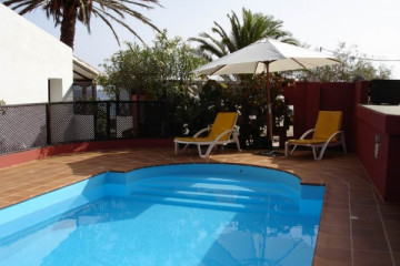 Galerie: Pool Renovierung warmwaterpool 0003 Finca Argayall (La Gomera)