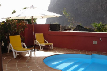 Galerie: Pool Renovierung warmwaterpool 0005 Finca Argayall (La Gomera)