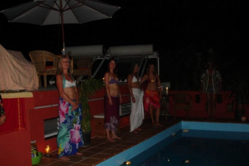 Galerie: Pool Renovierung warmwaterpool 0016 Finca Argayall (La Gomera)