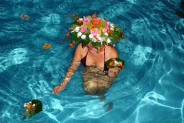 Galerie: Pool Renovierung warmwaterpool 0027 Finca Argayall (La Gomera)