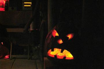 Galerie: Halloween 2008 halloween 08 000001 Finca Argayall (La Gomera)