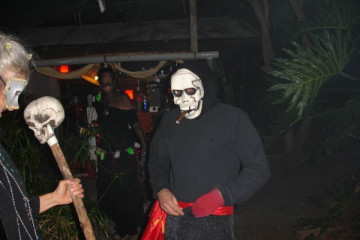 Galerie: Halloween 2008 halloween 08 000003 Finca Argayall (La Gomera)