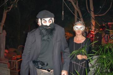Galerie: Halloween 2008 halloween 08 000006 Finca Argayall (La Gomera)