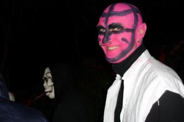 Galerie: Halloween 2008 halloween 08 000008 Finca Argayall (La Gomera)