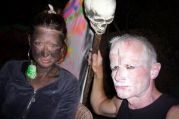 Galerie: Halloween 2008 halloween 08 000010 Finca Argayall (La Gomera)