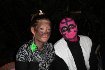 Galerie: Halloween 2008 halloween 08 000013 Finca Argayall (La Gomera)