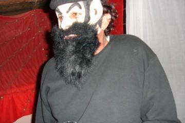 Galerie: Halloween 2008 halloween 08 000015 Finca Argayall (La Gomera)