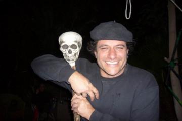 Galerie: Halloween 2008 halloween 08 000016 Finca Argayall (La Gomera)