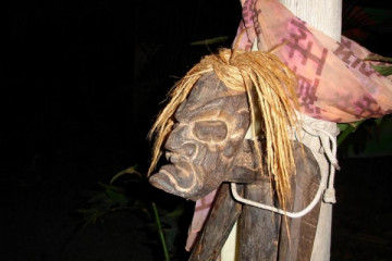 Galerie: Halloween 2008 halloween 08 000017 Finca Argayall (La Gomera)