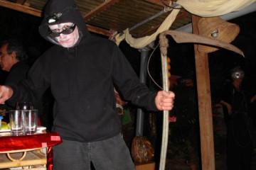 Gallery: Halloween 2008 halloween 08 000018 Finca Argayall (La Gomera)