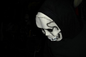 Galerie: Halloween 2008 halloween 08 000019 Finca Argayall (La Gomera)
