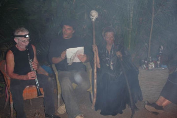 Galerie: Halloween 2008 halloween 08 000021 Finca Argayall (La Gomera)