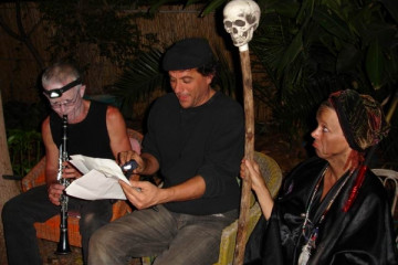 Gallery: Halloween 2008 halloween 08 000022 Finca Argayall (La Gomera)