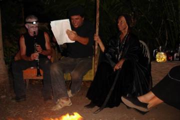 Galerie: Halloween 2008 halloween 08 000023 Finca Argayall (La Gomera)