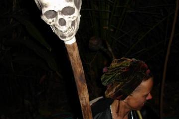 Gallery: Halloween 2008 halloween 08 000024 Finca Argayall (La Gomera)