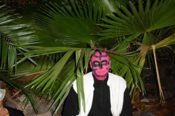 Galerie: Halloween 2008 halloween 08 000025 Finca Argayall (La Gomera)