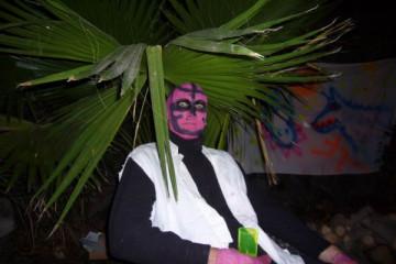 Galerie: Halloween 2008 halloween 08 000026 Finca Argayall (La Gomera)
