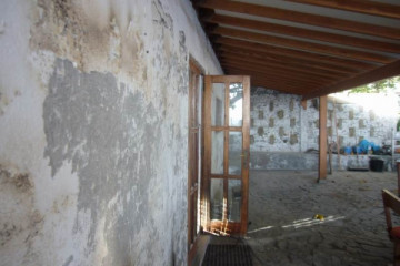 Galerie: Renovierung in Rot renovation 09 0005 Finca Argayall (La Gomera)