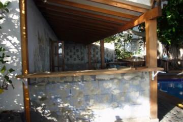Galerie: Renovierung in Rot renovation 09 0006 Finca Argayall (La Gomera)