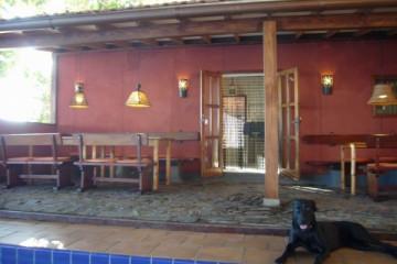 Galerie: Renovierung in Rot renovation 09 0017 Finca Argayall (La Gomera)
