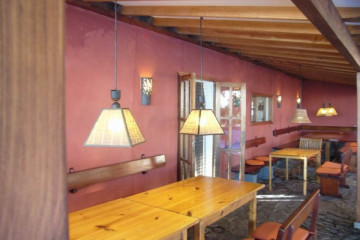 Galerie: Renovierung in Rot renovation 09 0019 Finca Argayall (La Gomera)