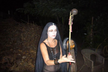 Gallery: Halloween 2009 halloween 09 000011 Finca Argayall (La Gomera)