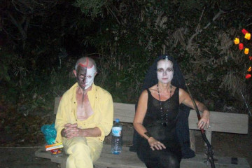 Gallery: Halloween 2009 halloween 09 000014 Finca Argayall (La Gomera)