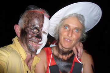 Gallery: Halloween 2009 halloween 09 000023 Finca Argayall (La Gomera)