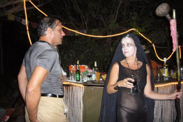Gallery: Halloween 2009 halloween 09 000025 Finca Argayall (La Gomera)