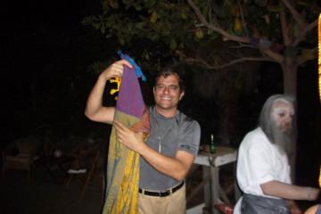 Gallery: Halloween 2009 halloween 09 000026 Finca Argayall (La Gomera)