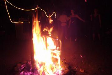 Gallery: Halloween 2009 halloween 09 000031 Finca Argayall (La Gomera)